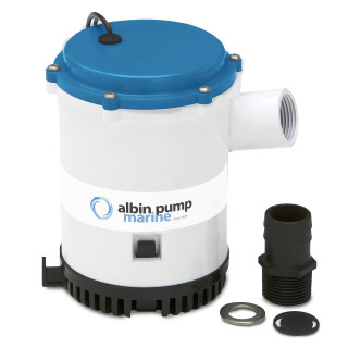 Albin Pump Bilgepumpe Heavy Duty