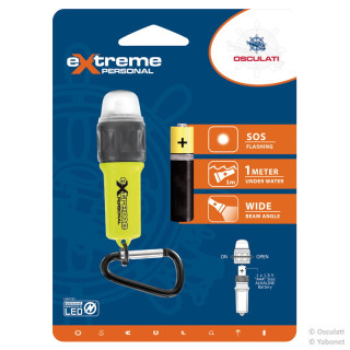 LED Mini Taschenlampe Extreme Personal emergency