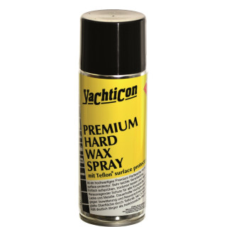 Premium Hard Wax Spray mit Teflon® 400 ml