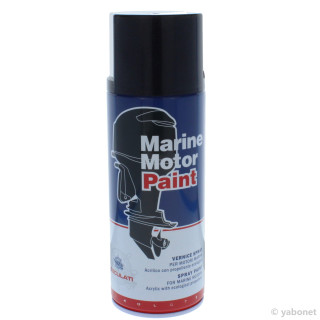 Motor Farbspray Selva blau metallic 4-Takt 400ml
